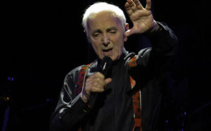 Charles Aznavour Concert Photo Gallery