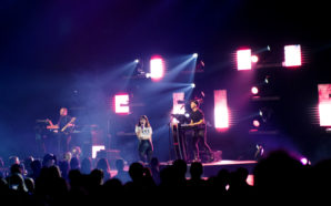 CHVRCHES Radio City Concert Photo Gallery
