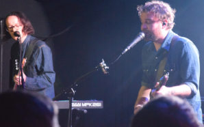 Frightened Rabbit – Live & Inside