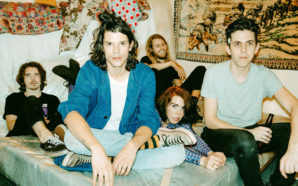 Hannah Hooper & Christian Zucconi of Grouplove