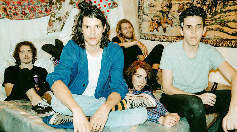 Hannah Hooper & Christian Zucconi of Grouplove : Q&A