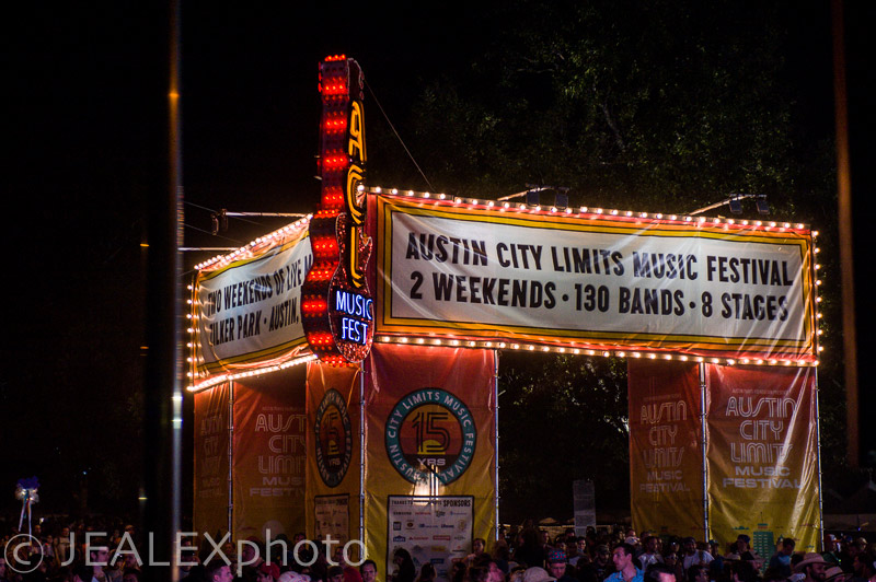 Austin City Limits Festival 2016 Recap