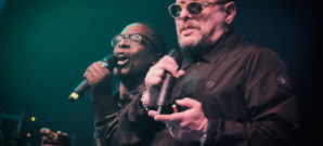 Black Grape : Live