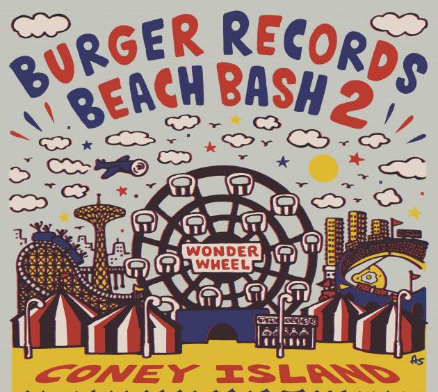 Burger Beach Bash
