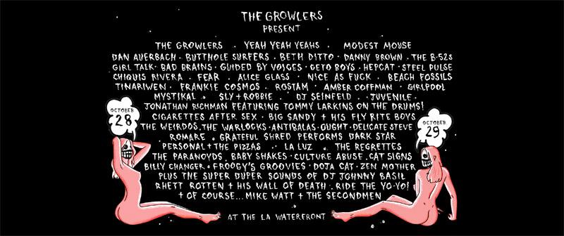 The Growlers Six