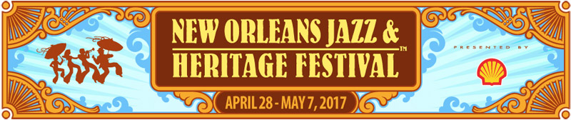 New Orleans Jazz & Heritage