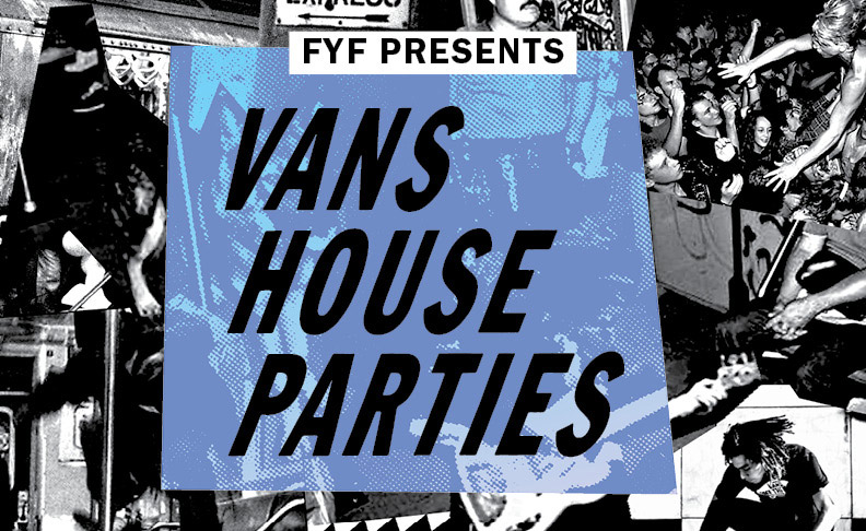 Vans House Parties – Chicago