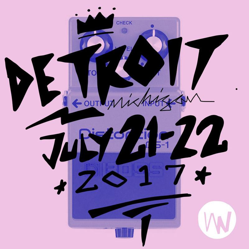 Waking Windows Detroit