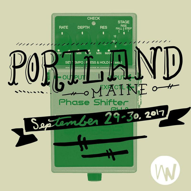 Waking Windows - Portland