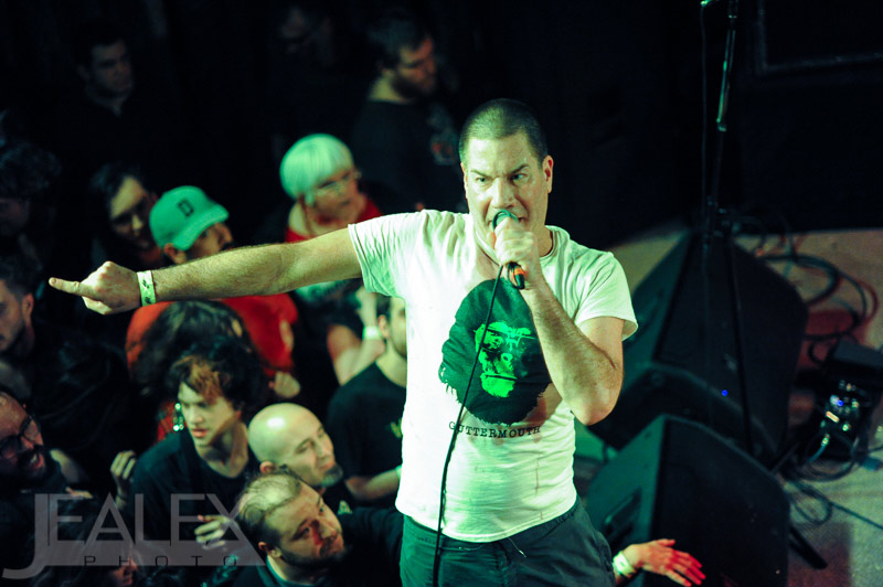 Agent Orange, Guttermouth & The Queers : Live