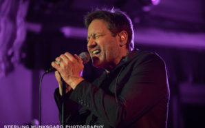 David Duchovny Concert Photo Gallery