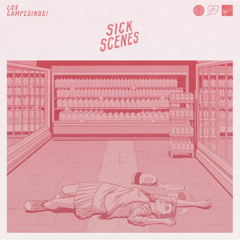 Los Campesinos! : Sick Scenes