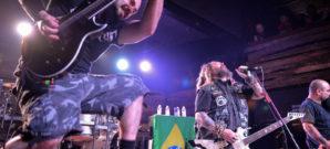 Max & Iggor Cavalera : Live