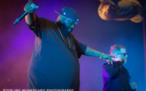 Run the Jewels Concert Photo Gallery