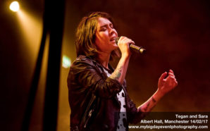 Tegan & Sara – Live in U.K.