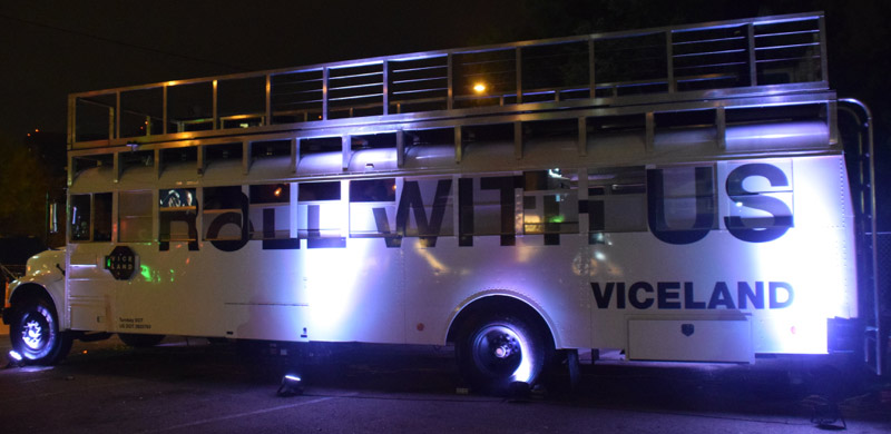 VICELAND Bus