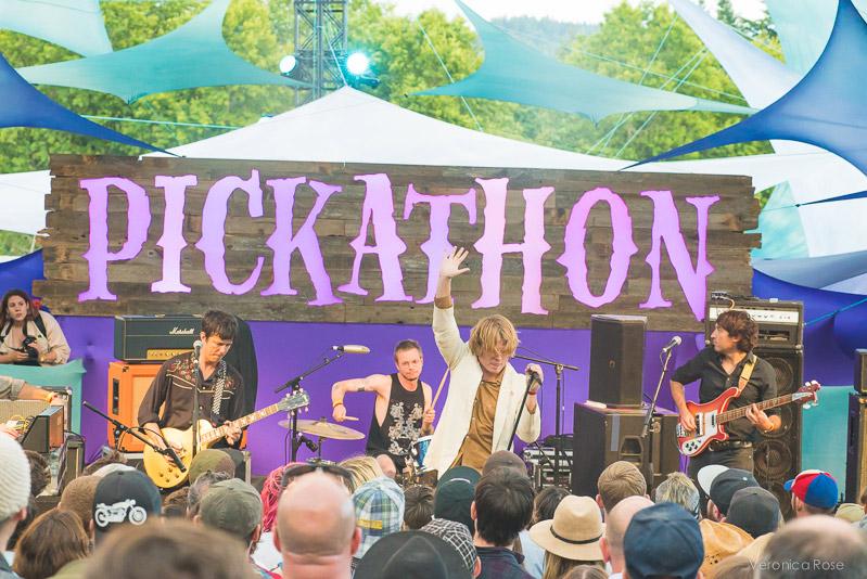 Ty Segall at Pickathon '16