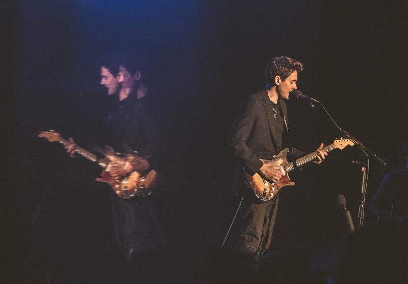 John Mayer : Live