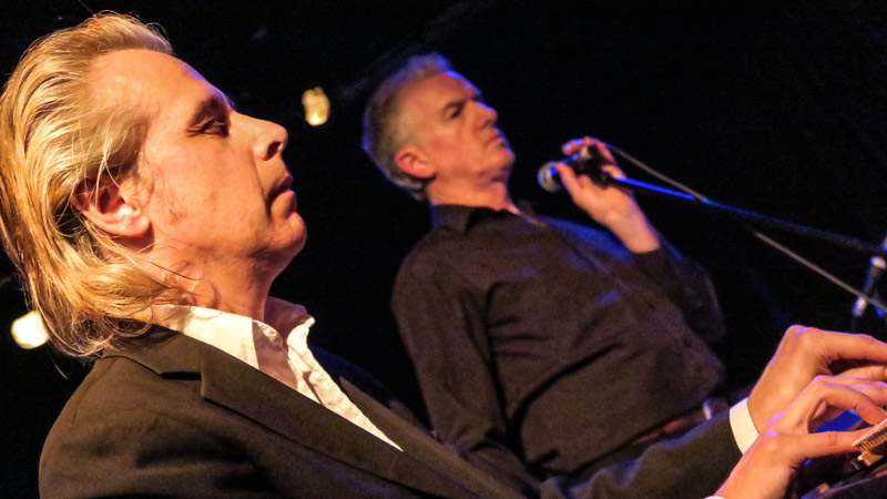 James Johnston & Mick Harvey