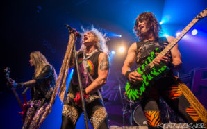 Steel Panther Concert Photo Gallery