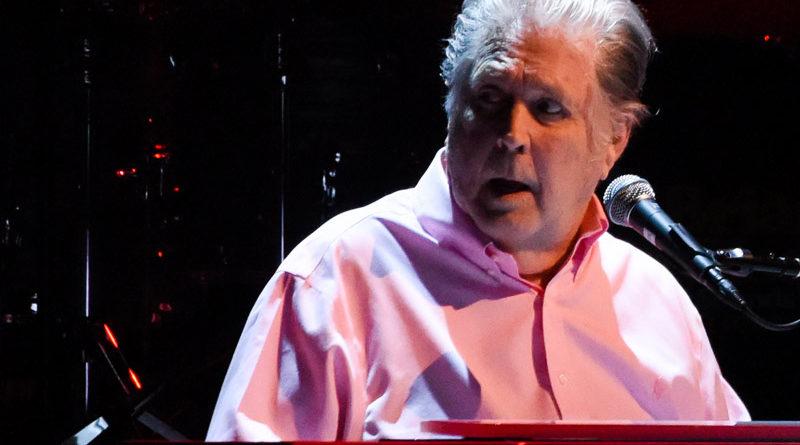 Brian Wilson : Live