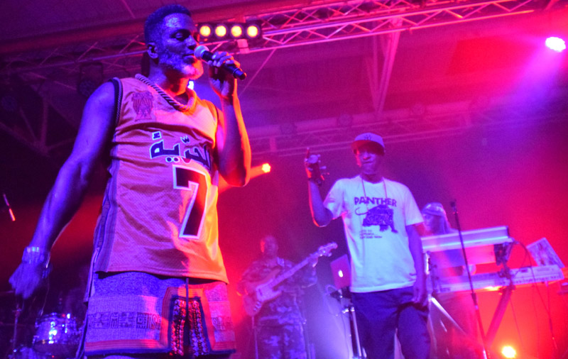 Digable Planets – Live at House of Vans | QRO Magazine