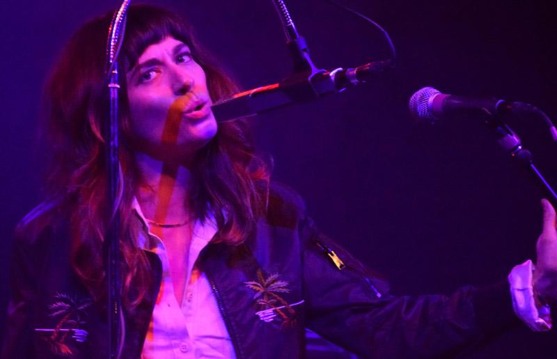 Nicole Atkins : Live