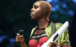 Laura Mvula SummerStage Concert Photo Gallery