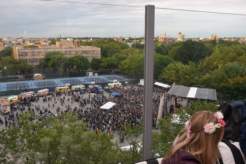 view of McCarren Park