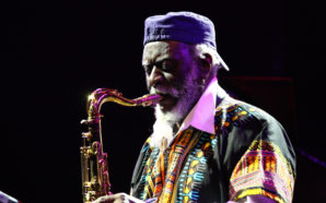 Pharoah Sanders BRIC Celebrate Brooklyn! Concert Photo Gallery