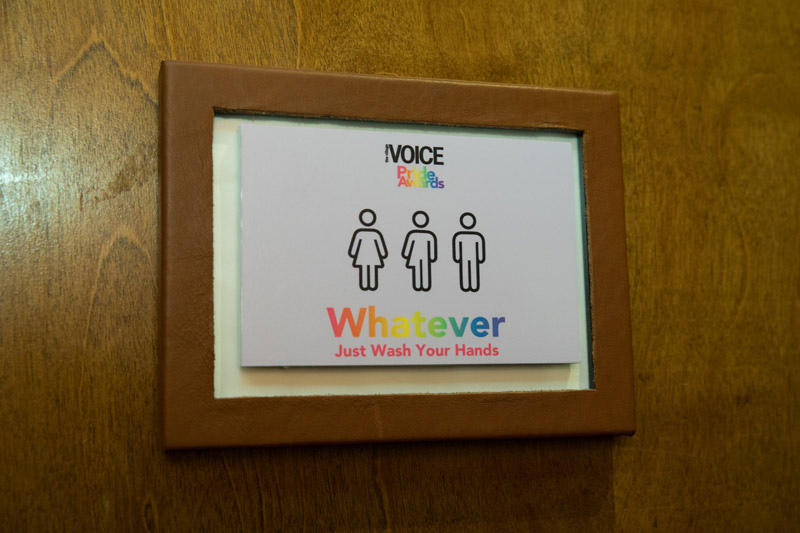 Whatever … Just Wash Your Hands