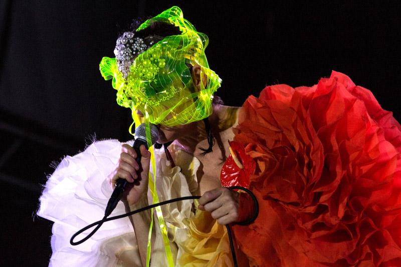 Björk - Santiago Felipe for FYFFest