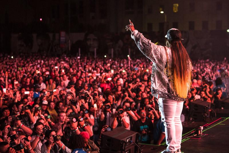 Missy Elliott - Roger Ho for FYFFest
