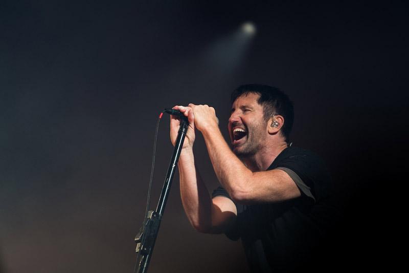 Nine Inch Nails - Roger Ho for FYFFest