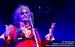 The Flaming Lips – Live