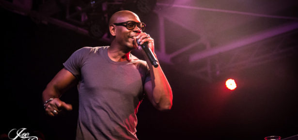 Dave Chappelle at House of Vans