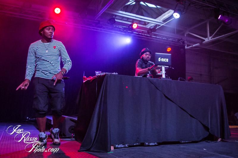 DJ D-Nice & DJ Trauma