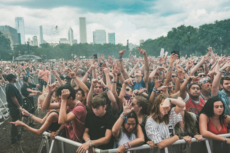 Lollapalooza 2017 Recap – Day Three
