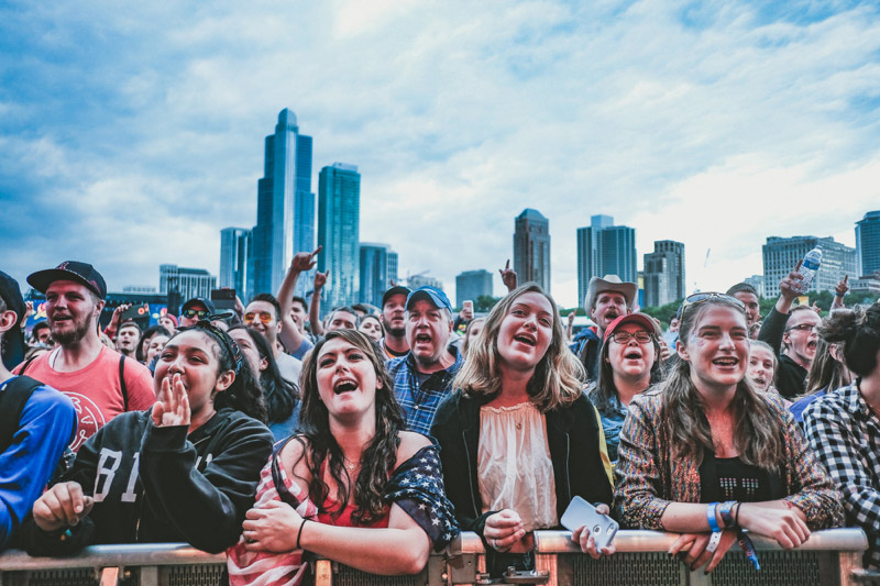 Lollapalooza 2017 Recap - Day Four