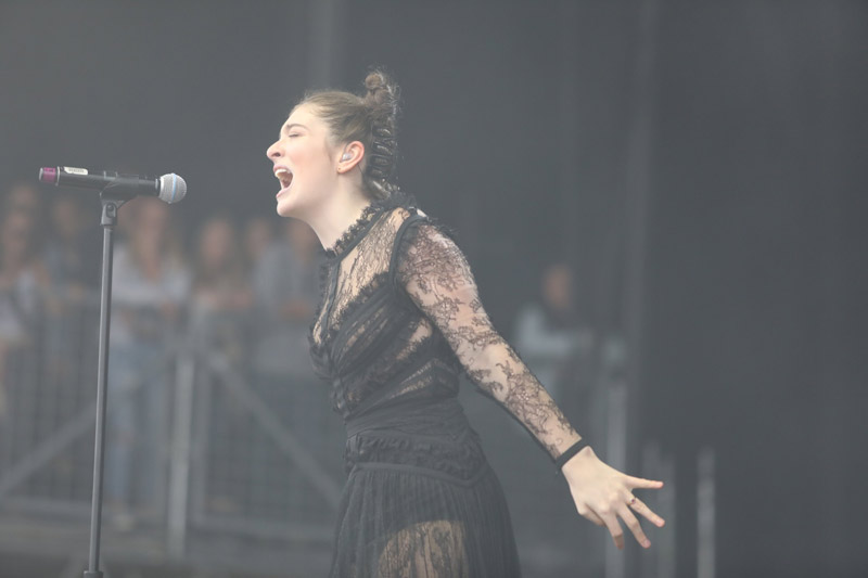Lorde - Marc Fong