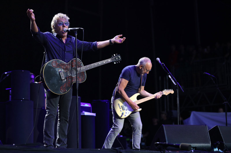 The Who - Marc Fong