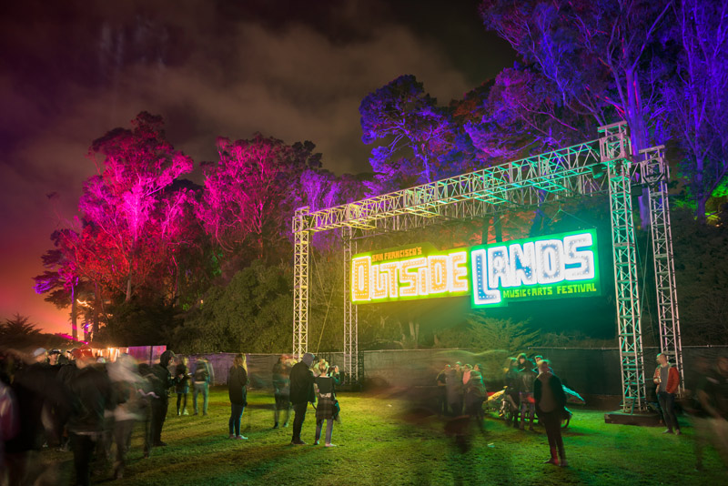 Outside Lands 2017 - photo by Andrew Jorgensen
