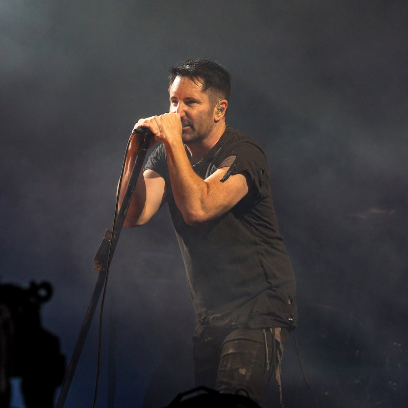 Nine Inch Nails - Nikki Jahanforouz