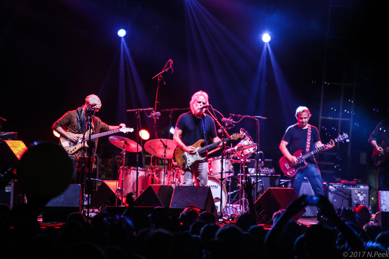 Joe Russo's Almost Dead with Bob Weir