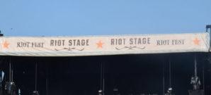Riot Fest 2017 Recap