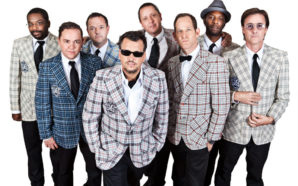 Tim Burton of The Mighty Mighty Bosstones
