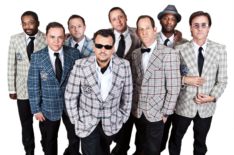 Tim Burton of The Mighty Mighty Bosstones : Q&A