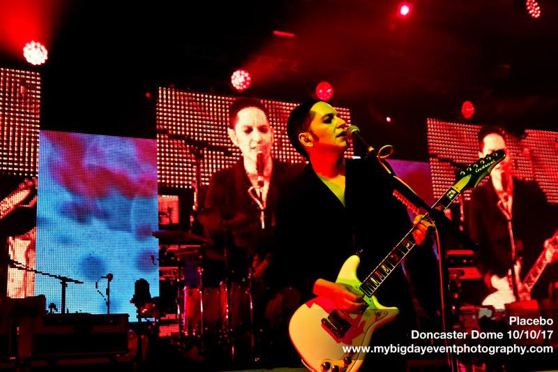 Placebo Live Qro Magazine