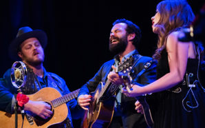 The Lone Bellow Concert Photo Gallery