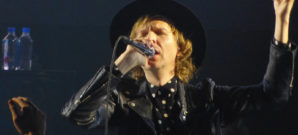 Beck : Live
